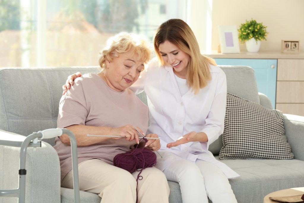 live in care Cheltenham by Take five homecare
