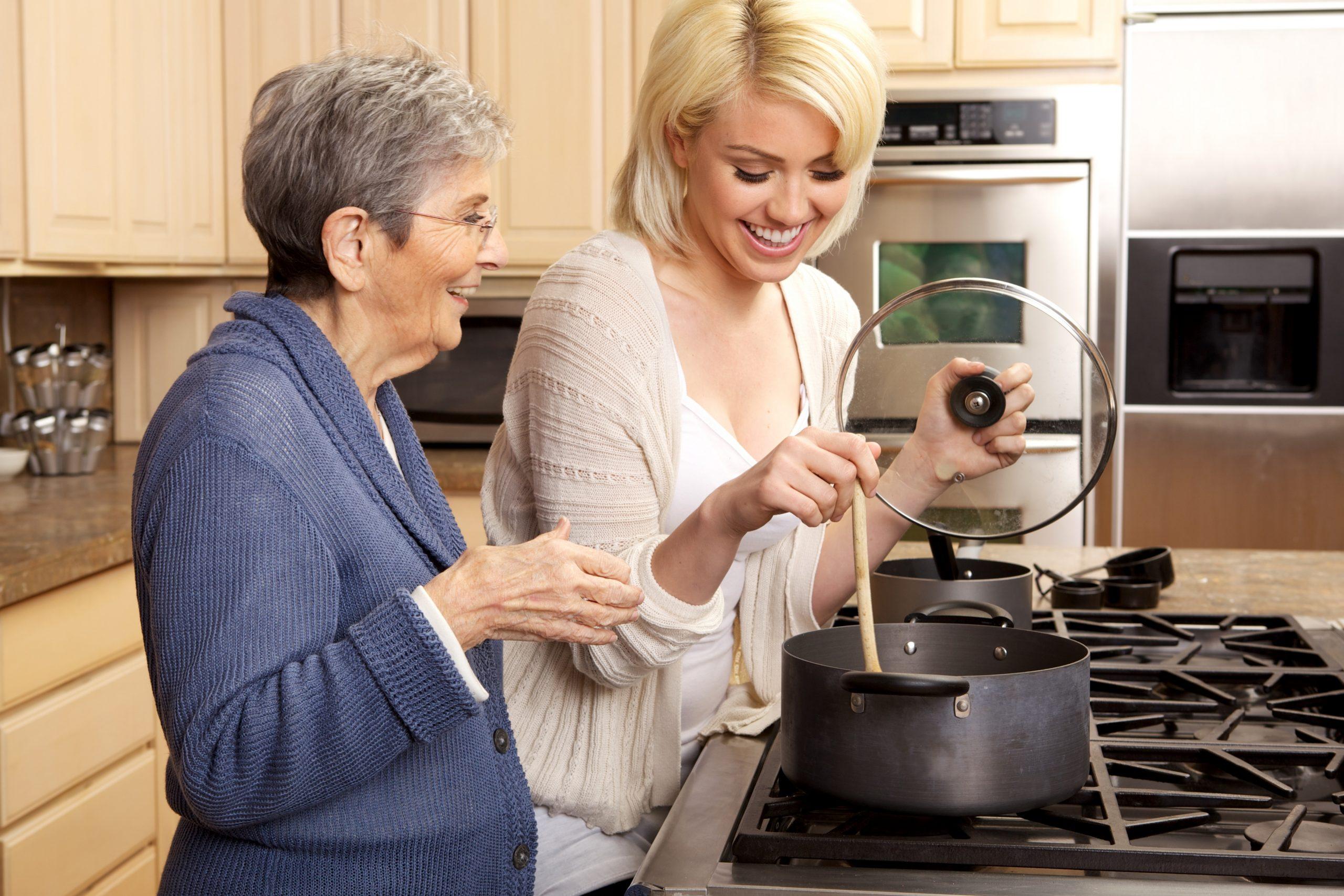 tewkesbury meal preparation by take five homecare